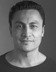 Rene Naufahu as Mentor Ji in Power Rangers Samurai: Shattered Grid