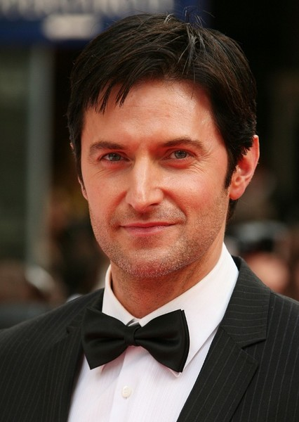 Richard Armitage as Android Companion in Doctor Who: Alternative Series 7.5-10