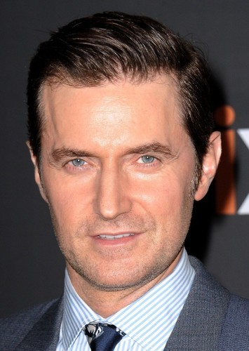 Richard Armitage as Abraham Lincoln in Sic Semper Tyrannis