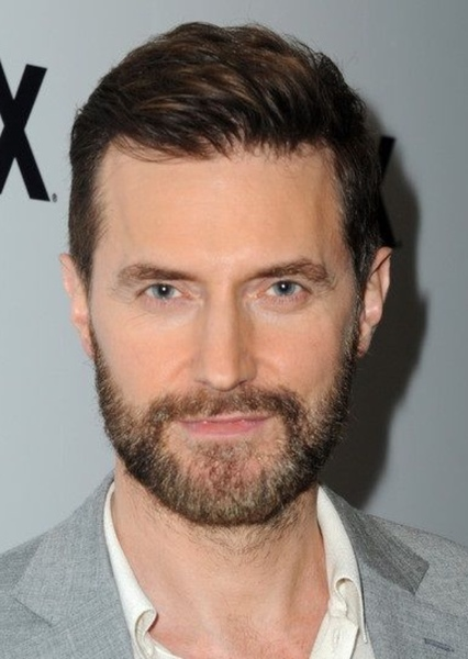 Richard Armitage as Bigby Wolf in Fables