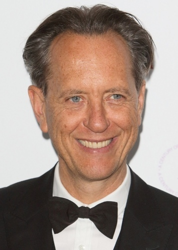 Richard E. Grant as Judge Claude Frollo in The Hunchback of Notre Dame