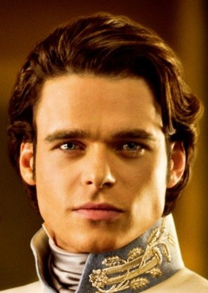 Richard Madden as Prince Charming in Live Action Disney Princess and Princes