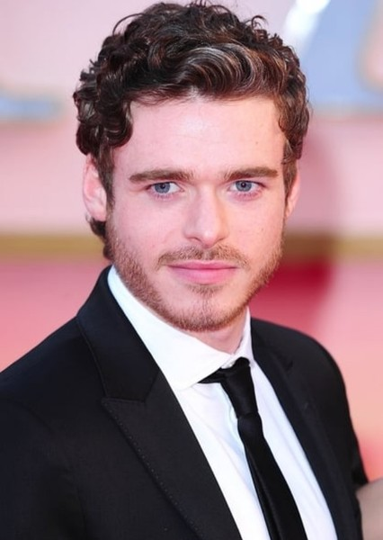 Richard Madden as Miroku in A INUYASHA DECOLOGY(English Cast Version)
