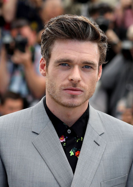 Richard Madden as Cat man in Batman Arkham asylum