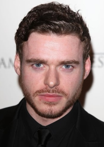 Richard Madden as Iorek Byrnison in The Golden Compass