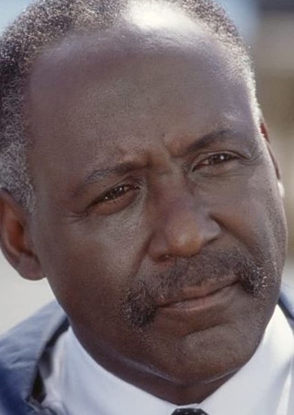 Richard Roundtree as Richmond Valentine in Kingsman: The Secret Service (1993)