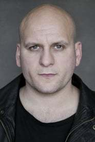 Ricky Champ as Uncle Fester in The Addams Family