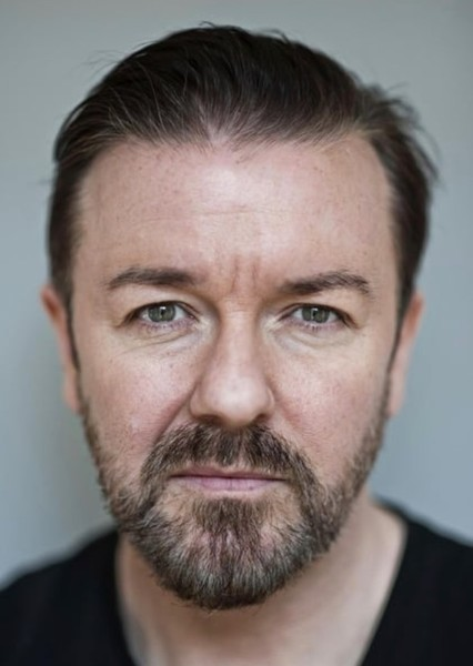 Ricky Gervais as Finster in Power Rangers