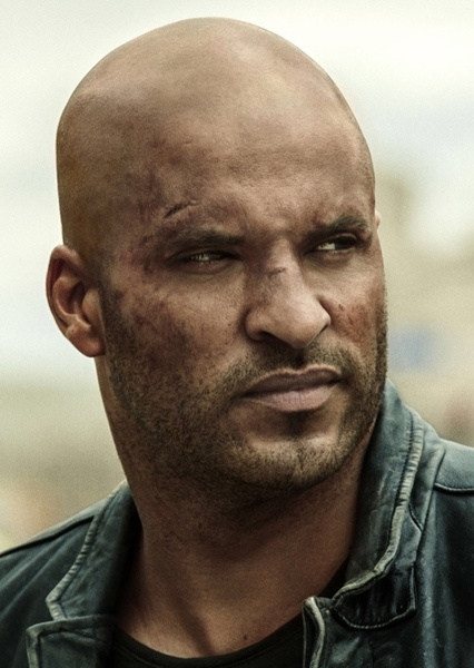 Ricky Whittle as Scar in Fullmetal Alchemist