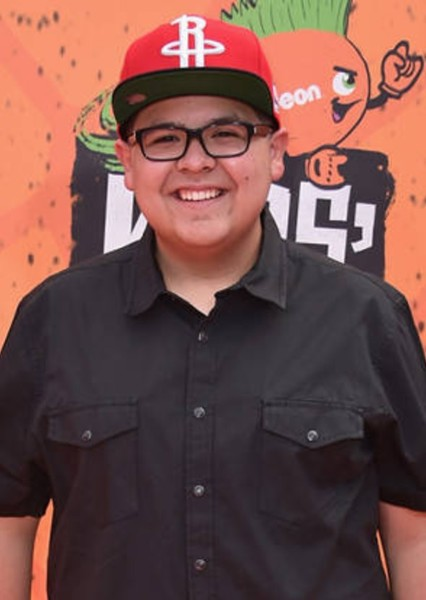 Rico Rodriguez as Trish in Austin & Ally (Genderswap)