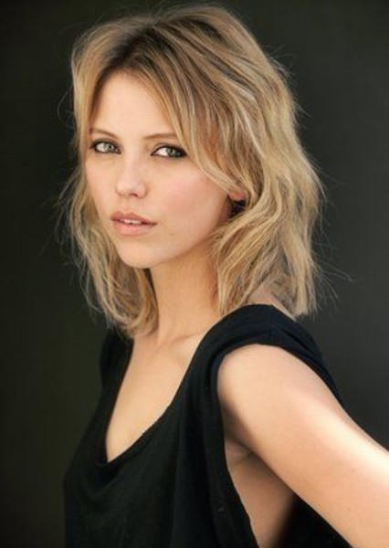 Riley Voelkel as Diana Winchester in The Winchester Sisters