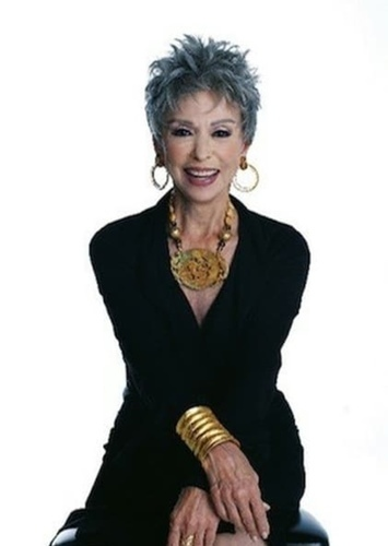 Rita Moreno as Mother Jaguar in Just So Stories