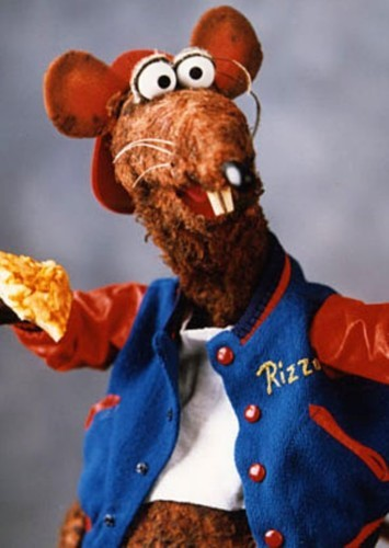 Rizzo the Rat as Rizzo in Tarzan, Lord of the Muppets