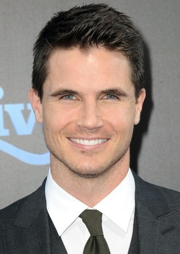 Robbie Amell as Tim Drake in Batman Family