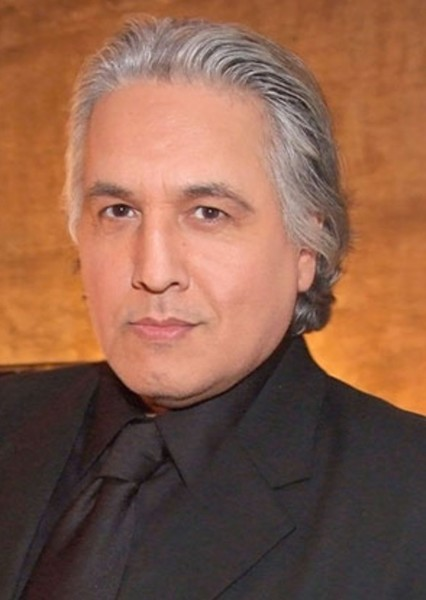 Robert Beltran as Commander Chakotay in What If Doctor Who Wasn't Axed? - The Ninth Doctor (1998-1999)