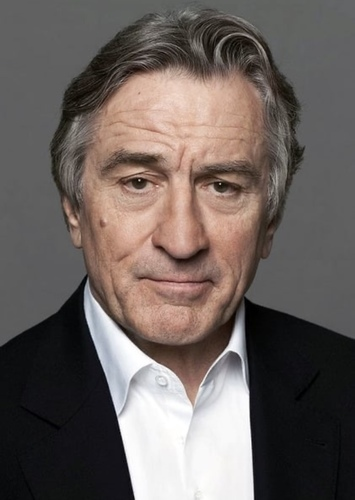 Robert De Niro as Robert Livingstone in Wolfsong