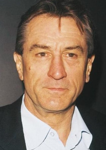Robert De Niro as Norman Osborn in Comic Villain Casting