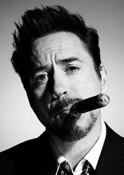 Robert Downey Jr. as Winston Wolfe in Pulp Fiction