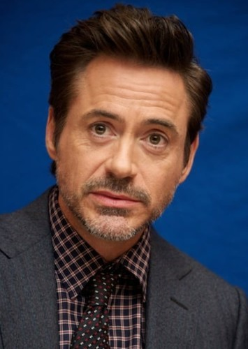 Robert Downey Jr. as Haymitch in Hunger games reboot