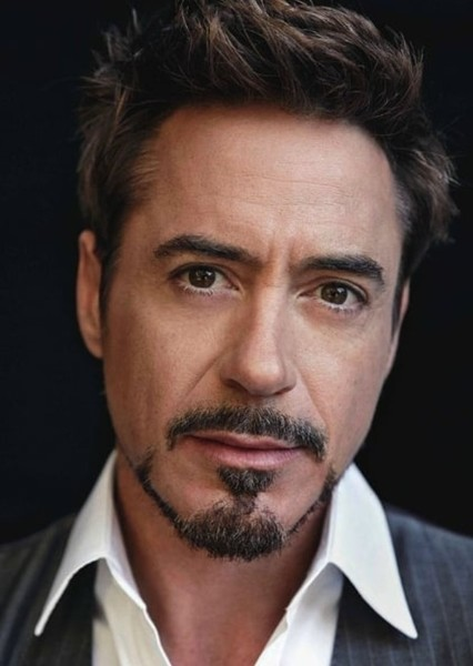 Robert Downey Jr. as Iron Man in MCU.