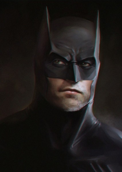 Robert Pattinson as Batman in Matt Reeves The Batman Trilogy