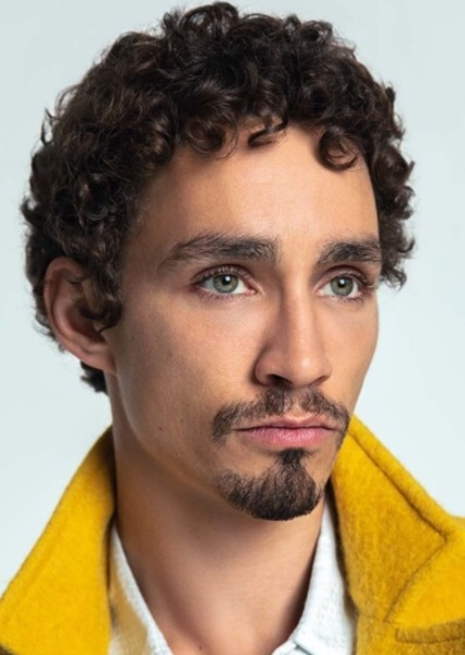 Robert Sheehan as The Umbrella Academy in Faceclaims