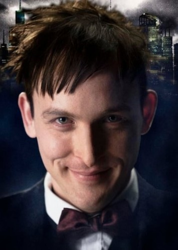 Robin Lord Taylor as Oswald Cobblepot in Batman Cinematic Universe