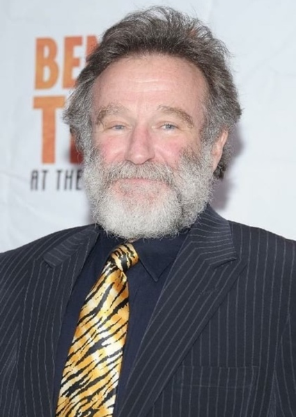 Robin Williams as Favorite Deceased Celebrity (Male) in MyCast Choice Awards
