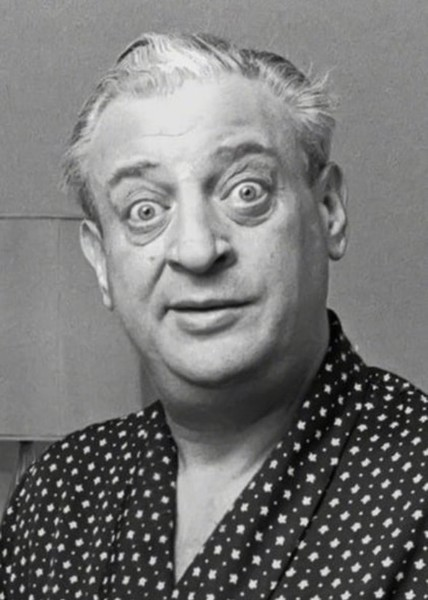 Rodney Dangerfield as Pierce Hawthorne in Community (1999-2005)
