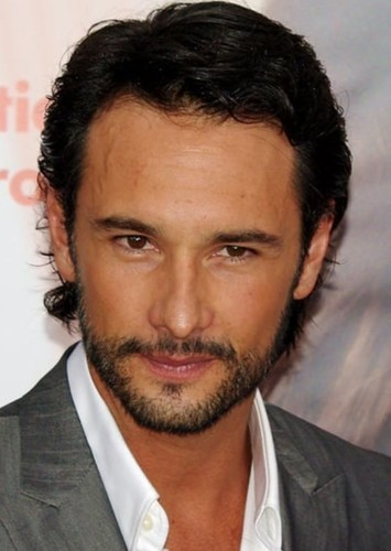 Rodrigo Santoro as Chairman Rose in Pokemon Sword and Shield
