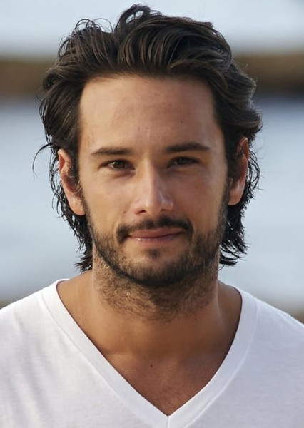 Rodrigo Santoro as Poseidon in The Rise of The Gods Season One