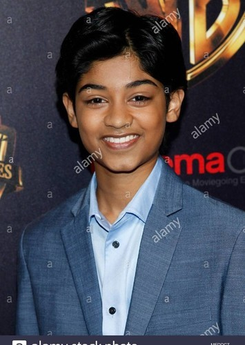 Rohan Chand as Roberto Da Costa (Marvel) in Superheroes and Supervillains