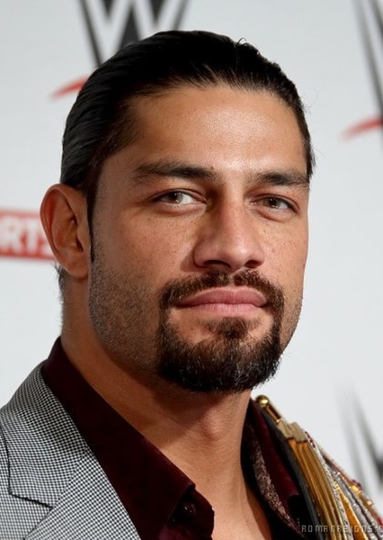 Roman Reigns as Robert Trujillo in Metallica Biopic