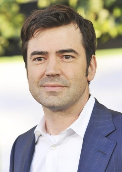 Ron Livingston as Mr Bucket in Charlie and the Chocolate Factory