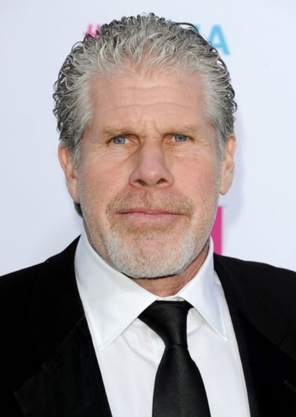 Ron Perlman as Mad Monkey in Space Pirates