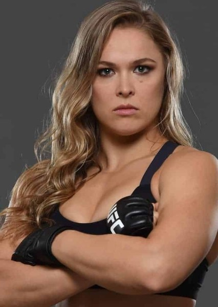 Ronda Rousey as Mercy Graves in Superman: