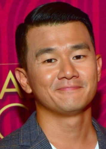 Ronny Chieng as Edison Cheng in China Rich Girlfriend
