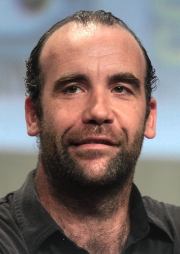 Rory McCann as Vulcan Raven in Metal Gear Solid