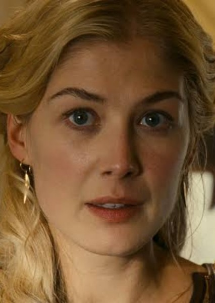 Rosamund Pike as Galadriel in The Lord of the Rings Trilogy (2011-2013)