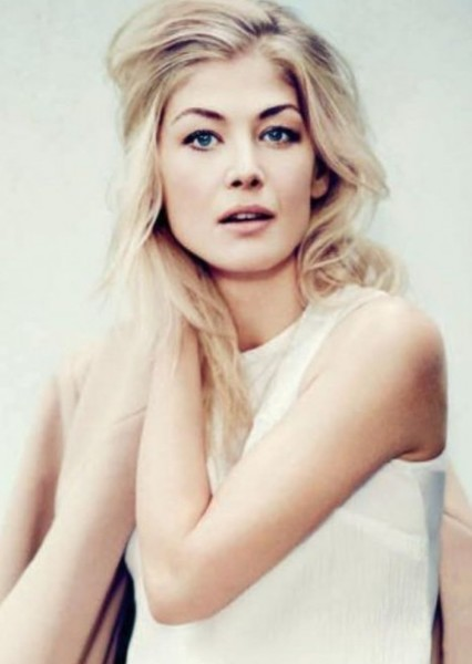 Rosamund Pike as Wendy Lawson in Captain Wonder
