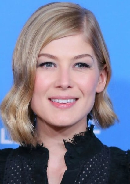 Rosamund Pike as Sevet in The Homecoming Saga by Orson  Scott Card
