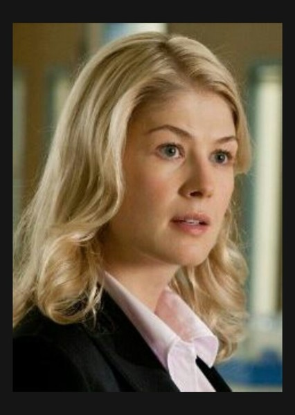 Rosamund Pike as Diana Christensen in Network (2016)
