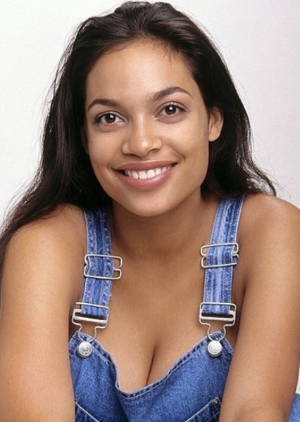 Rosario Dawson as Dzoavits in Priscilla And Demon Friends