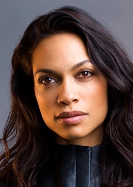 Rosario Dawson as Ria. in Skyrim: The Companions.