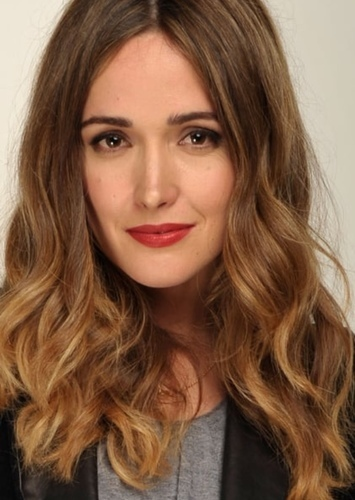 Rose Byrne as Mrs Bucket in Charlie and the Chocolate Factory