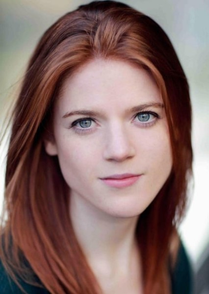 Rose Leslie as Frankie Raye in The Fantastic Four