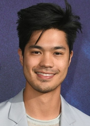 Ross Butler as Yuuga in The Legend Of Genji