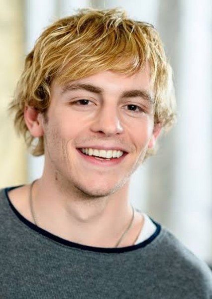 Ross Lynch as Naruto in Naruto (Live Action Film)