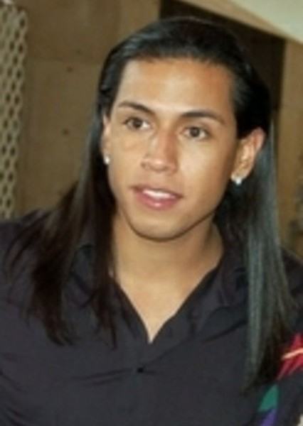 Rudy Youngblood as Charles Smith in Red Dead Redemption.