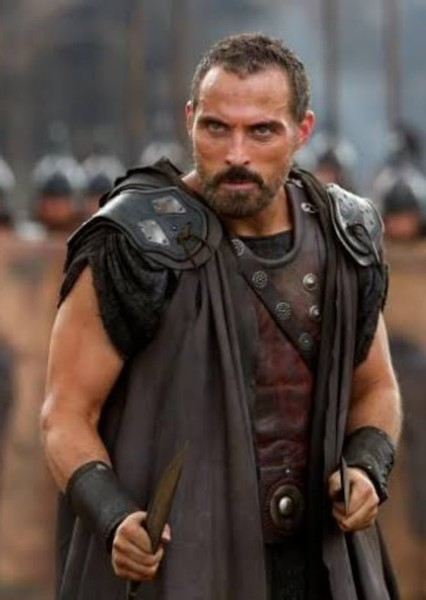 Rufus Sewell as Ares in Thor : Realms of Asgard